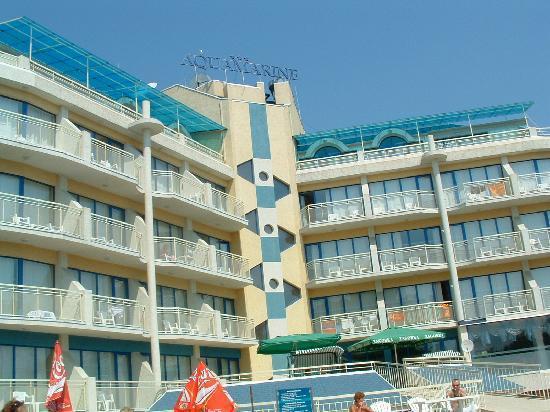Aquamarine Hotel Sunny Beach Booking